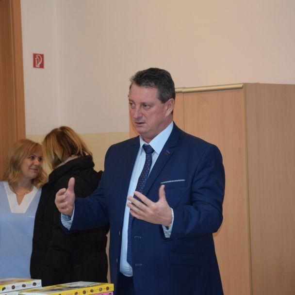 Pán primátor v Jesienke