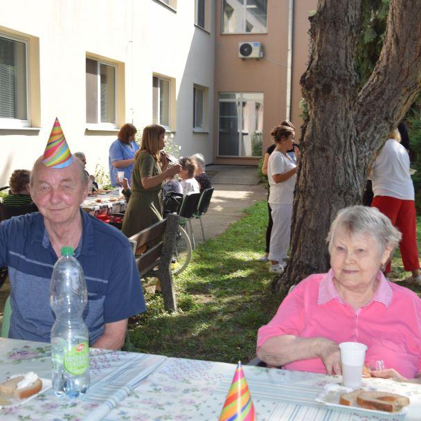 Gril party v Jesienke